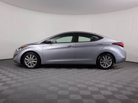 2015 Hyundai Elantra for sale at Government Fleet Sales in Kansas City MO