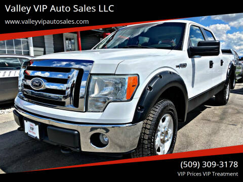 2009 Ford F-150 for sale at Valley VIP Auto Sales LLC in Spokane Valley WA