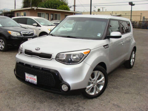 2016 Kia Soul for sale at L.A. Motors in Azusa CA