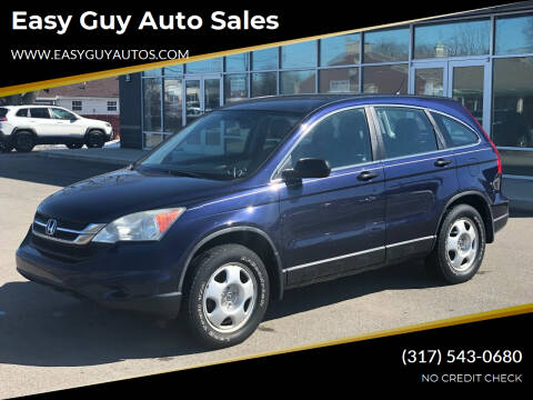 2011 Honda CR-V for sale at Easy Guy Auto Sales in Indianapolis IN