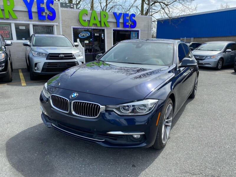 2016 BMW 3 Series for sale at Car Yes Auto Sales in Baltimore MD