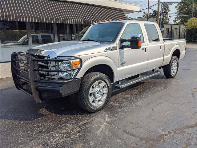 2013 Ford F-350 Super Duty for sale at GAHANNA AUTO SALES in Gahanna OH