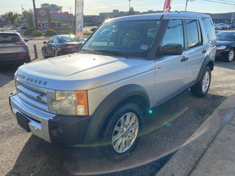 2008 Land Rover LR3 for sale at CAR SPOT INC in Philadelphia PA