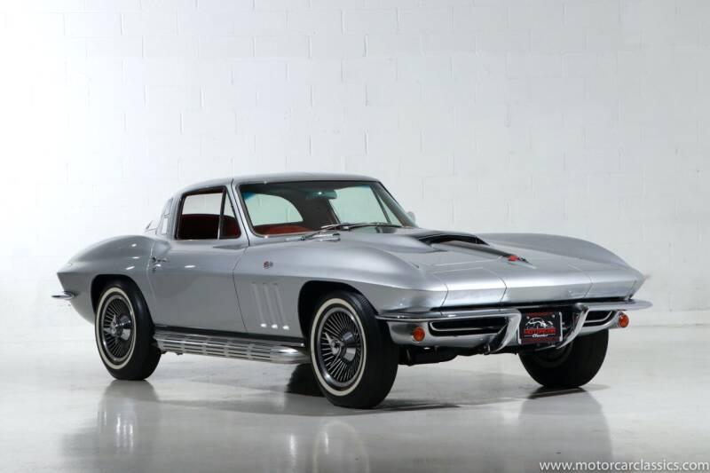 1965 Chevrolet Corvette for sale in Farmingdale, NY