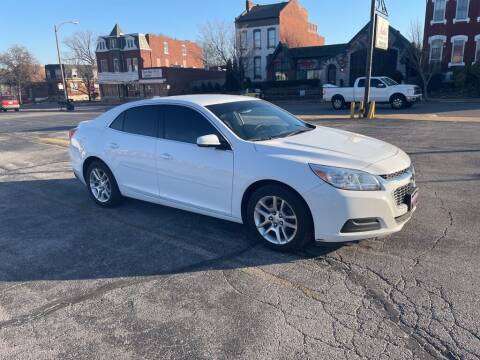 2014 Chevrolet Malibu for sale at DC Auto Sales Inc in Saint Louis MO
