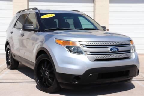 2013 Ford Explorer for sale at MG Motors in Tucson AZ