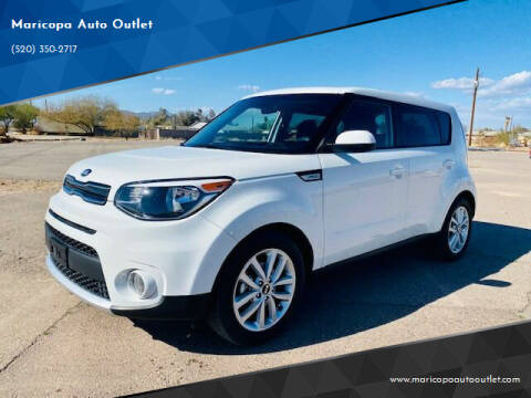 2018 Kia Soul for sale at Maricopa Auto Outlet in Maricopa AZ