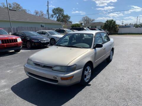 1997 Toyota Corolla for sale at Sam's Motor Group in Jacksonville FL