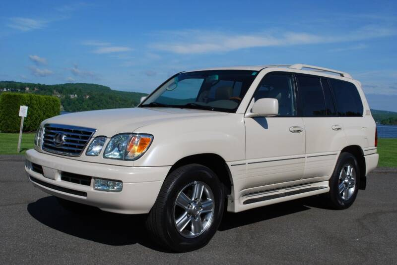 2006 Lexus LX 470 for sale at New Milford Motors in New Milford CT