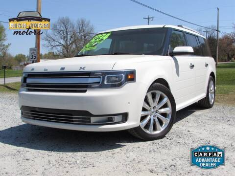 2013 Ford Flex for sale at High-Thom Motors in Thomasville NC
