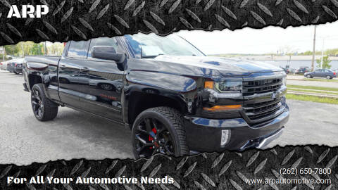 2016 Chevrolet Silverado 1500 for sale at ARP in Waukesha WI