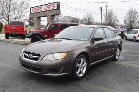 2009 Subaru Legacy for sale at I-DEAL CARS in Camp Hill PA