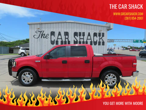 2008 Ford F-150 for sale at The Car Shack in Corpus Christi TX