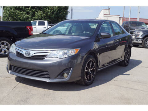 2013 Toyota Camry for sale at Watson Auto Group in Fort Worth TX