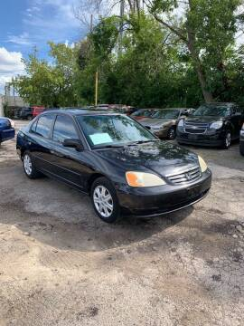 2003 Honda Civic for sale at Big Bills in Milwaukee WI