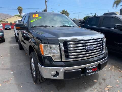 2012 Ford F-150 for sale at Auto Max of Ventura in Ventura CA