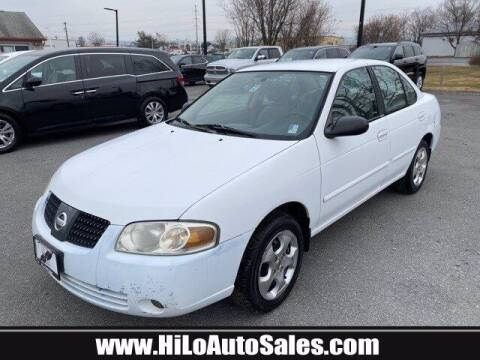 2006 Nissan Sentra for sale at Hi-Lo Auto Sales in Frederick MD