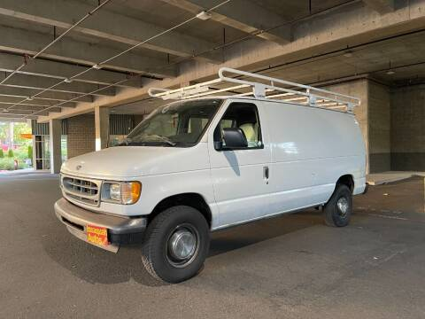2001 Ford E-Series Cargo for sale at Issaquah Autos in Issaquah WA