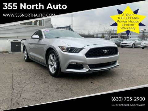 2015 Ford Mustang for sale at 355 North Auto in Lombard IL
