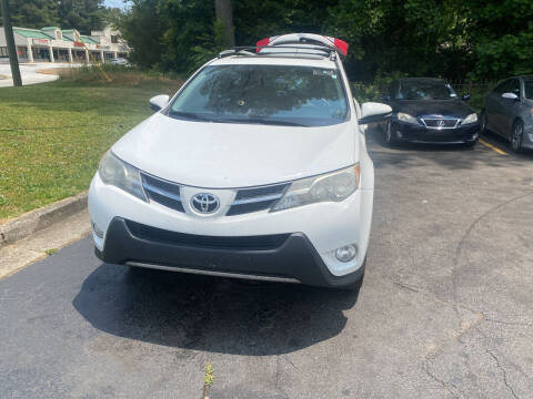 2013 Toyota RAV4 for sale at BRAVA AUTO BROKERS LLC in Clarkston GA