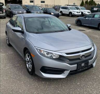 2018 Honda Civic for sale at Caulfields Family Auto Sales in Bath PA