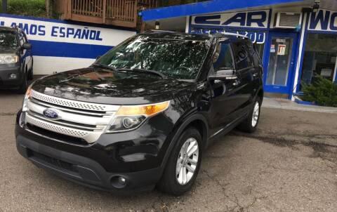 2013 Ford Explorer for sale at Car World Inc in Arlington VA