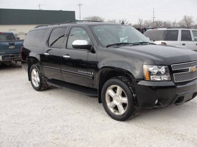 2008 Chevrolet Suburban for sale at Frieling Auto Sales in Manhattan KS