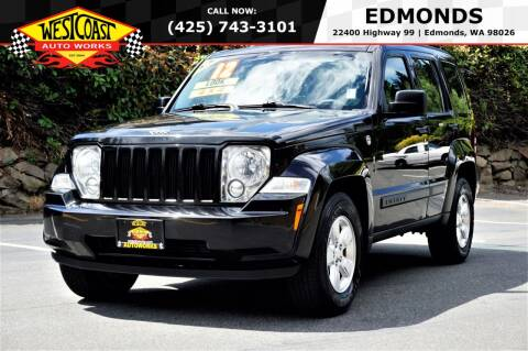 2012 Jeep Liberty for sale at West Coast Auto Works in Edmonds WA