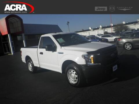 2018 Ford F-150 for sale at BuyRight Auto in Greensburg IN