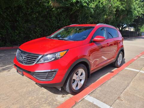 2013 Kia Sportage for sale at DFW Autohaus in Dallas TX