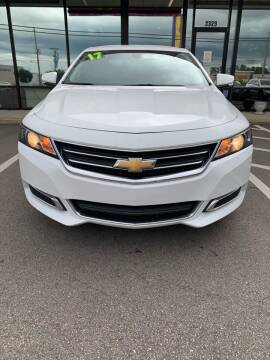 2017 Chevrolet Impala for sale at East Carolina Auto Exchange in Greenville NC