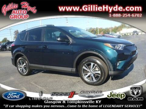 2018 Toyota RAV4 for sale at Gillie Hyde Auto Group in Glasgow KY