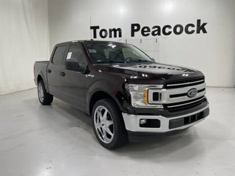 2018 Ford F-150 for sale at Tom Peacock Nissan (i45used.com) in Houston TX