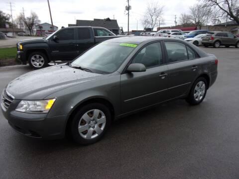 2010 Hyundai Sonata for sale at Ideal Auto Sales, Inc. in Waukesha WI
