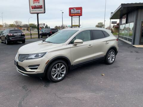 2017 Lincoln MKC for sale at Welcome Motor Co in Fairmont MN