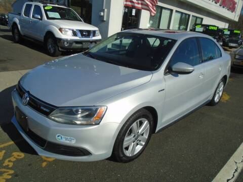 2013 Volkswagen Jetta for sale at Island Auto Buyers in West Babylon NY