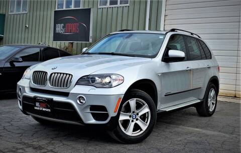 2012 BMW X5 for sale at Haus of Imports in Lemont IL