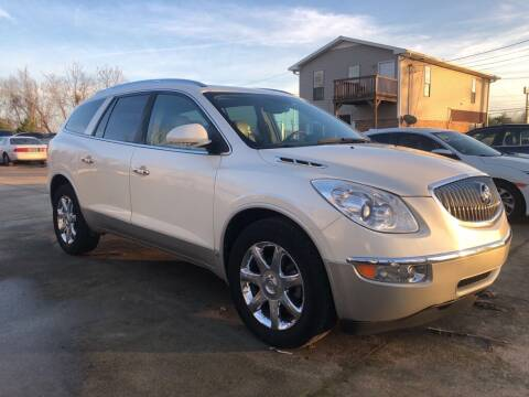 2008 Buick Enclave for sale at Wolff Auto Sales in Clarksville TN