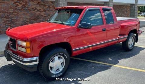 1997 GMC Sierra 1500 for sale at Matt Hagen Motors in Newport NC