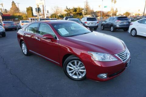2010 Lexus ES 350 for sale at Industry Motors in Sacramento CA
