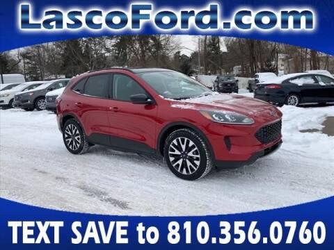 2020 Ford Escape Hybrid for sale at Lasco of Grand Blanc in Grand Blanc MI