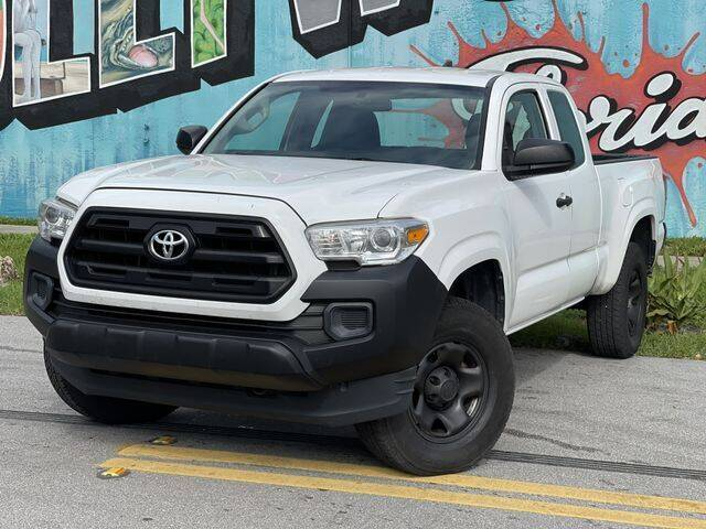 2017 Toyota Tacoma for sale at Palermo Motors in Hollywood FL