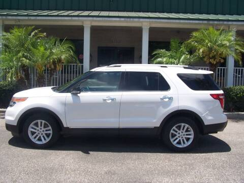 2014 Ford Explorer for sale at Thomas Auto Mart Inc in Dade City FL