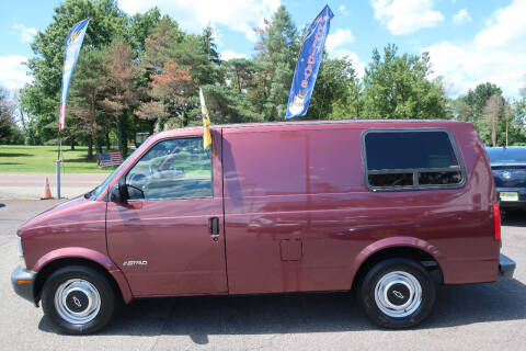 1997 Chevrolet Astro Cargo for sale at GEG Automotive in Gilbertsville PA