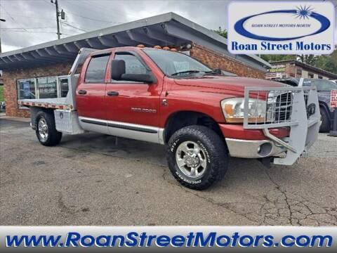 2006 Dodge Ram Pickup 2500 for sale at PARKWAY AUTO SALES OF BRISTOL - Roan Street Motors in Johnson City TN