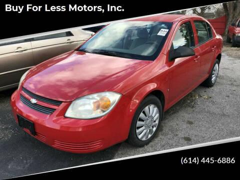2007 Chevrolet Cobalt for sale at Buy For Less Motors, Inc. in Columbus OH