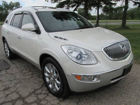 2012 Buick Enclave for sale at Buy-Rite Auto Sales in Shakopee MN