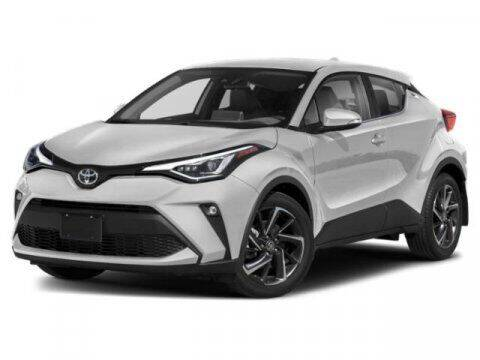 2020 Toyota C-HR for sale at TEJAS TOYOTA in Humble TX