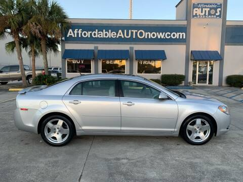 2009 Chevrolet Malibu for sale at Affordable Autos in Houma LA