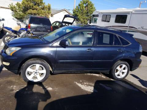 2005 Lexus RX 330 for sale at Freds Auto Sales LLC in Carson City NV
